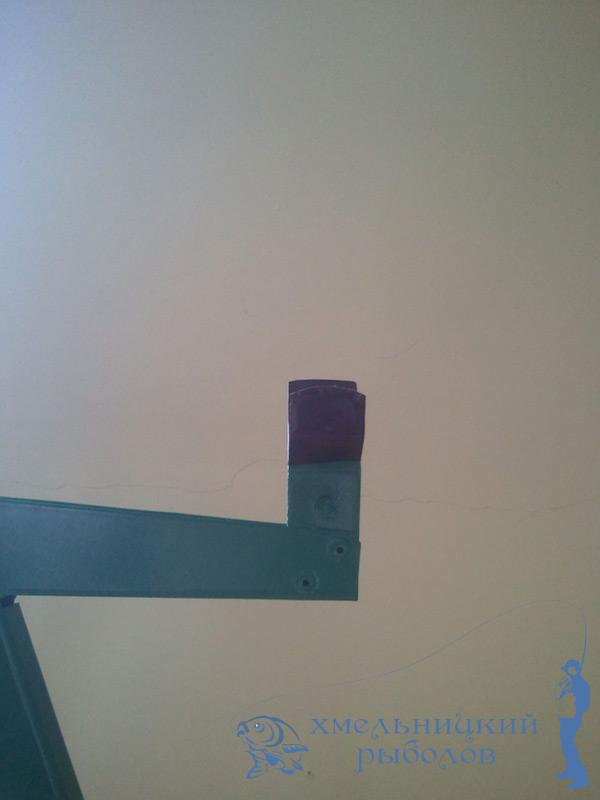 Подставка под 2 удилища донного, поплавочного и фидерного