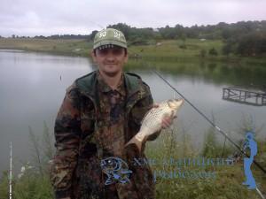 Рыбалка в Хмельницком