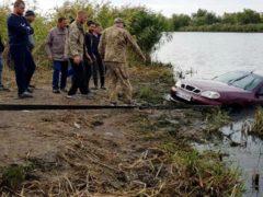 В Одесской области из реки вытащили авто с погибшим водителем